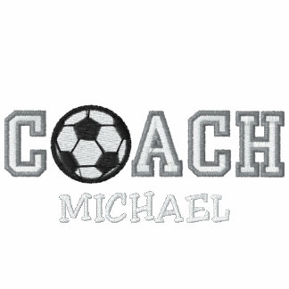 Personalized Soccer Coach Polos