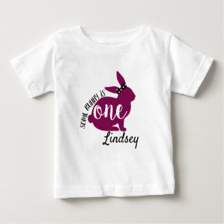 Personalized Some Bunny Is 1 Shirt