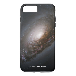 Personalized Spiral Galaxy iPhone 7 Plus Case