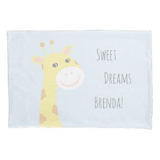 Personalized Standard Pillowcase, Kids & Nursery Pillowcase
