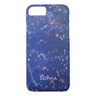 Personalized Starry night sky iphone cover