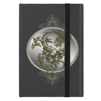 Personalized Steel Dragon iPad Mini Case