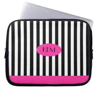 Personalized Stylish Laptop Sleeve for Women