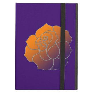 Personalized Sunrise Rose iPad Case