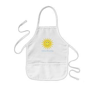 Personalized Sunshine Apron