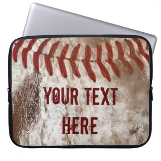 PERSONALIZED Super Dirty Baseball Cases for Laptop