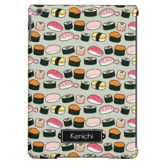 Personalized Sushi Oishii iPad Air iPad Air Cover