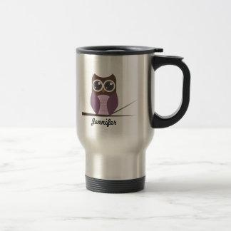 Personalized Sweet Owl Mug