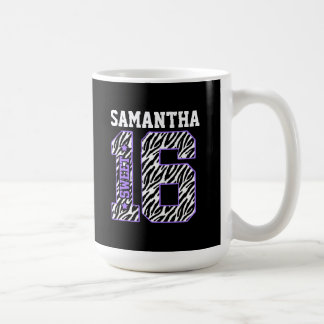 Personalized Sweet Sixteen Mug