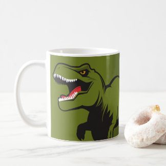 Personalized T-Rex Coffee Mug