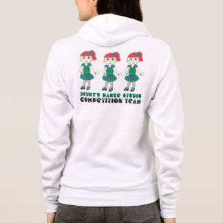Personalized Tap Dance Studio Competition Team Hoodie