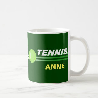 Personalized Tennis Mugs