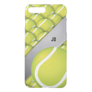 Personalized Tennis Pattern | Sport Gifts iPhone 7 Plus Case