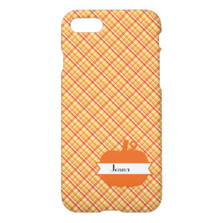 Personalized Thanksgiving iPhone 7 Case