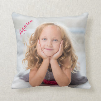 Personalized Throw Pillows Add Photo And Name