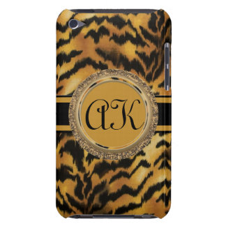 Personalized Tiger iPod Touch Case