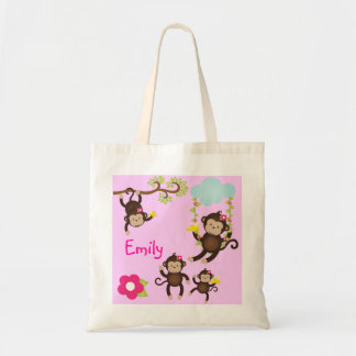 Personalized Tote/Diaper Bag