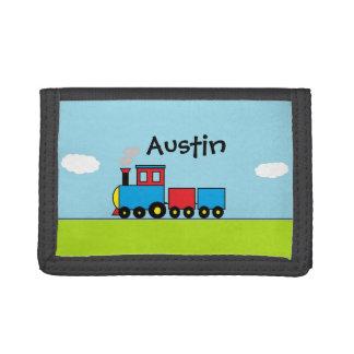 Personalized Train Wallet