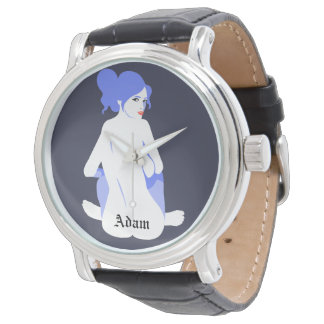 """Personalized """"Tramp Stamp"""" Watch for Men"""