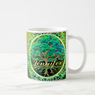Personalized Tree of Life Mug