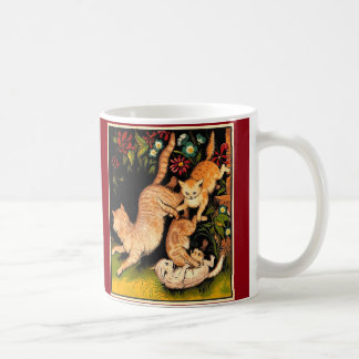 Personalized TS Eliot Cats Mug