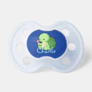 Personalized Turtle Pacifier
