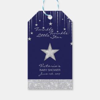Personalized Twinkle Twinkle Little Star Favor Gift Tags