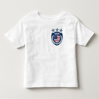 Personalized USA Sport Jersey Toddler T-Shirt