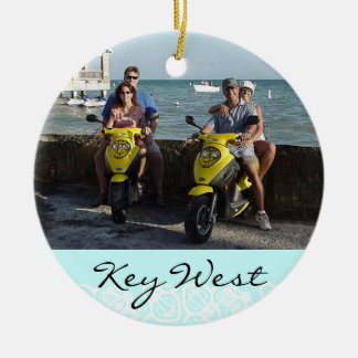 Personalized Vacation Ornament