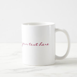 Personalized Valentine Mug (your picture + text)