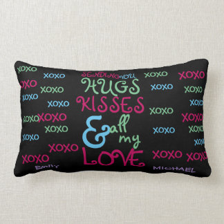Personalized Valentines Gift 4 HER Wife Girlfriend Lumbar Cushion
