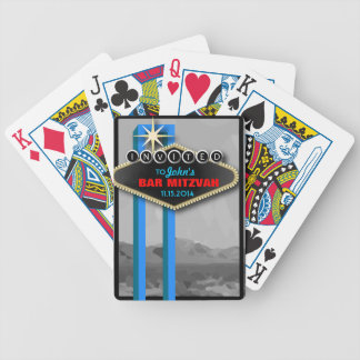 Personalized Vegas Playing Cards Event Favors
