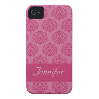 Personalized Victorian Ornamental iPhone 4/4s Case