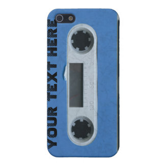 Personalized vintage Cassette Tape iPhone4/4s skin Cover For iPhone 5/5S