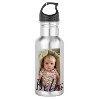 Personalized Water Bottle, Add Your Picture! 532 Ml Water Bottle