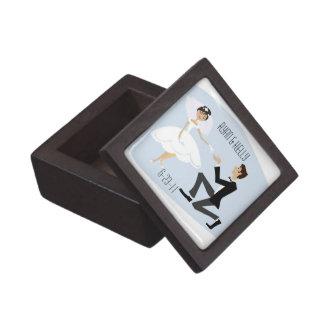 Personalized Wedding/Bridal Shower Favor Gift Box Premium Gift Box