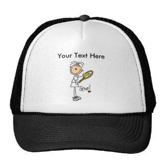 Personalized Women s Tennis Shirts Mesh Hats
