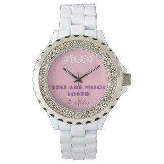 Personalized Women's Watch For Mother