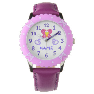 Personalized Wrist Watches for Girls