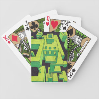 perspective cards poker deck