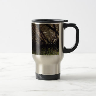 Perspective Stainless Steel Travel Mug