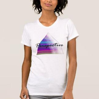 Perspective Triange  Women's T-Shirt