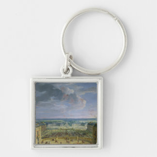 Perspective View Key Ring