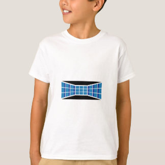 perspective view of interior T-Shirt