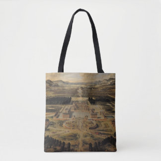 Perspective view of the Chateau Tote Bag