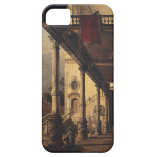 Perspective with a Portico by Canaletto Case For The iPhone 5