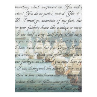 Persuasion Letter Postcard