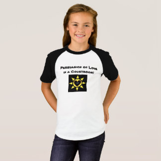 Persuasion of Love in a Courtroom p138 T-Shirt