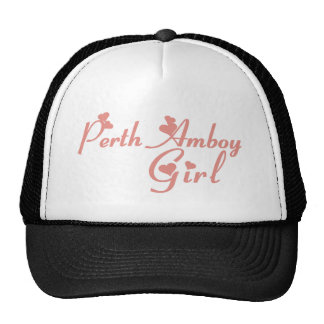 Perth Amboy Girl tee shirts Trucker Hats
