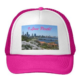 Perth Mesh Hats
